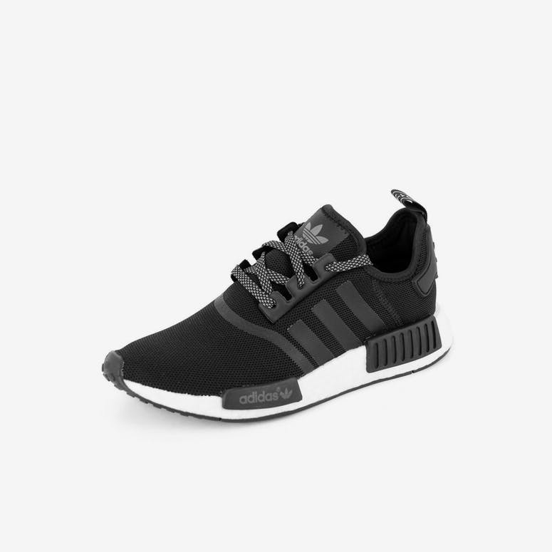 Adidas Originals Nmd R1 Black white – Culture Kings e2e982257