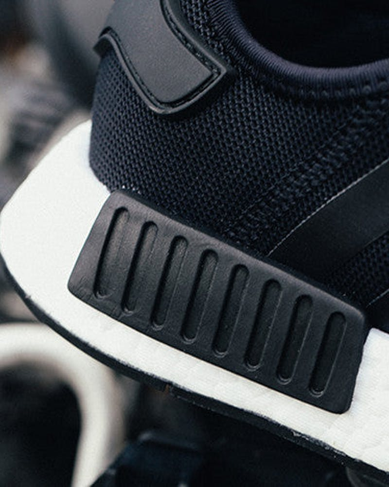 Nmd R1 Black/white