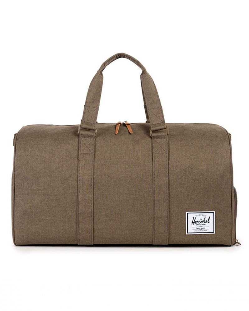 Novel Duffle Bag Brown
