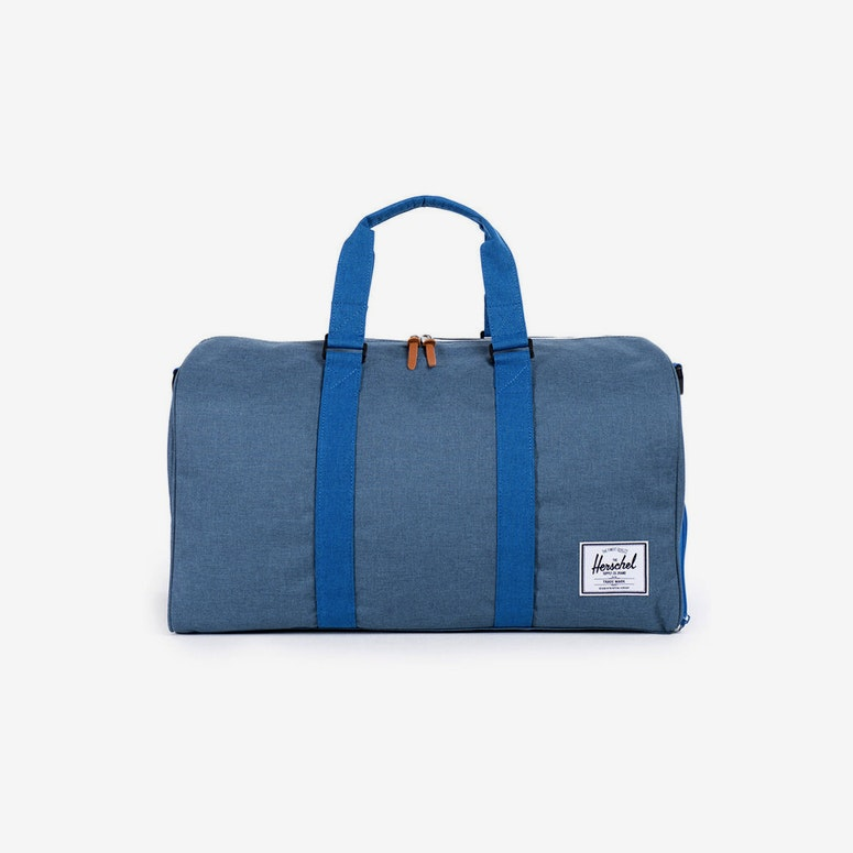 Novel Crosshatch Bag Royal/blue