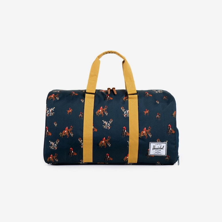 Novel Bag 3 Navy/yellow