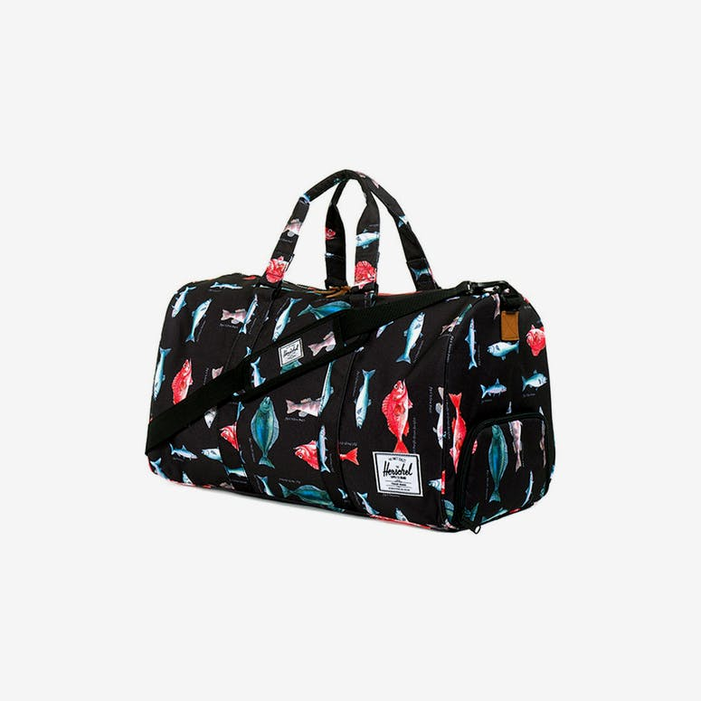 Hersch Bag CO Novel Bag Black