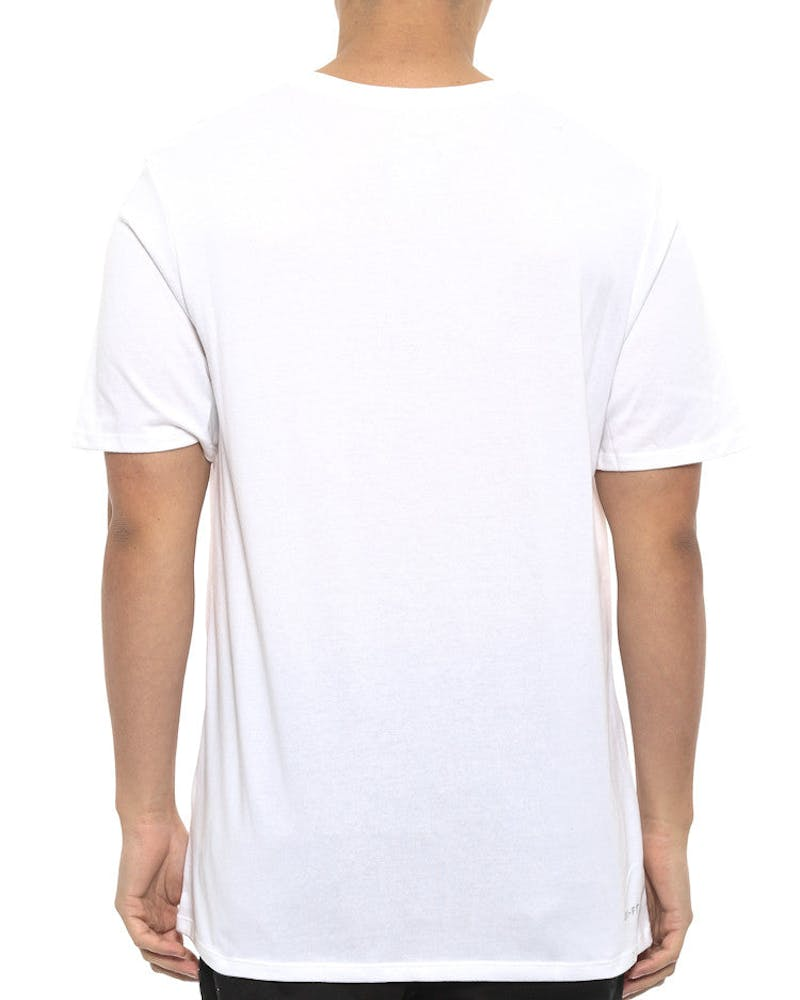 Dri-fit Icon Logo Tee White/black/kha