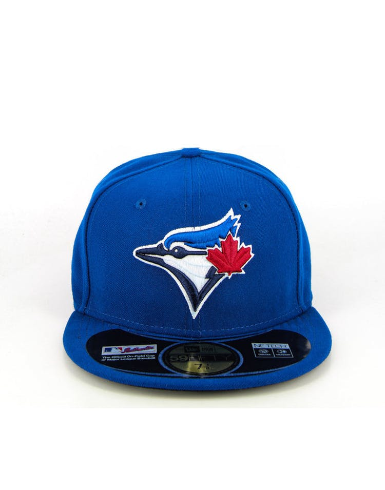 Toronto Blue Jays On Blue