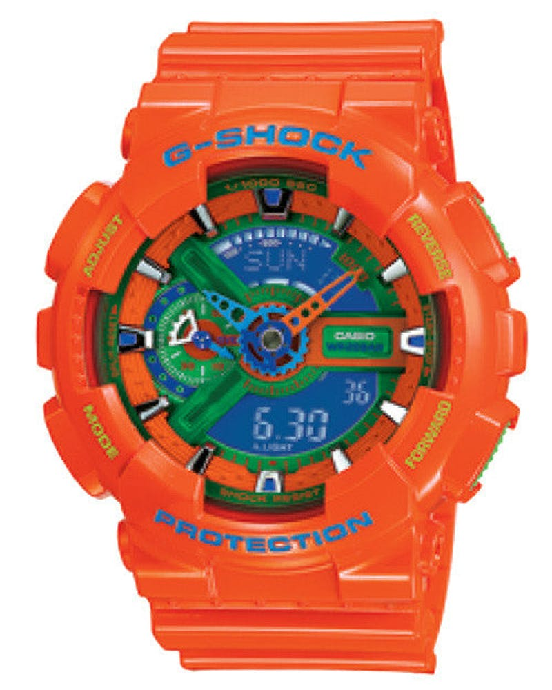 Ana/dig Street Ga110 Orange/blue/gre