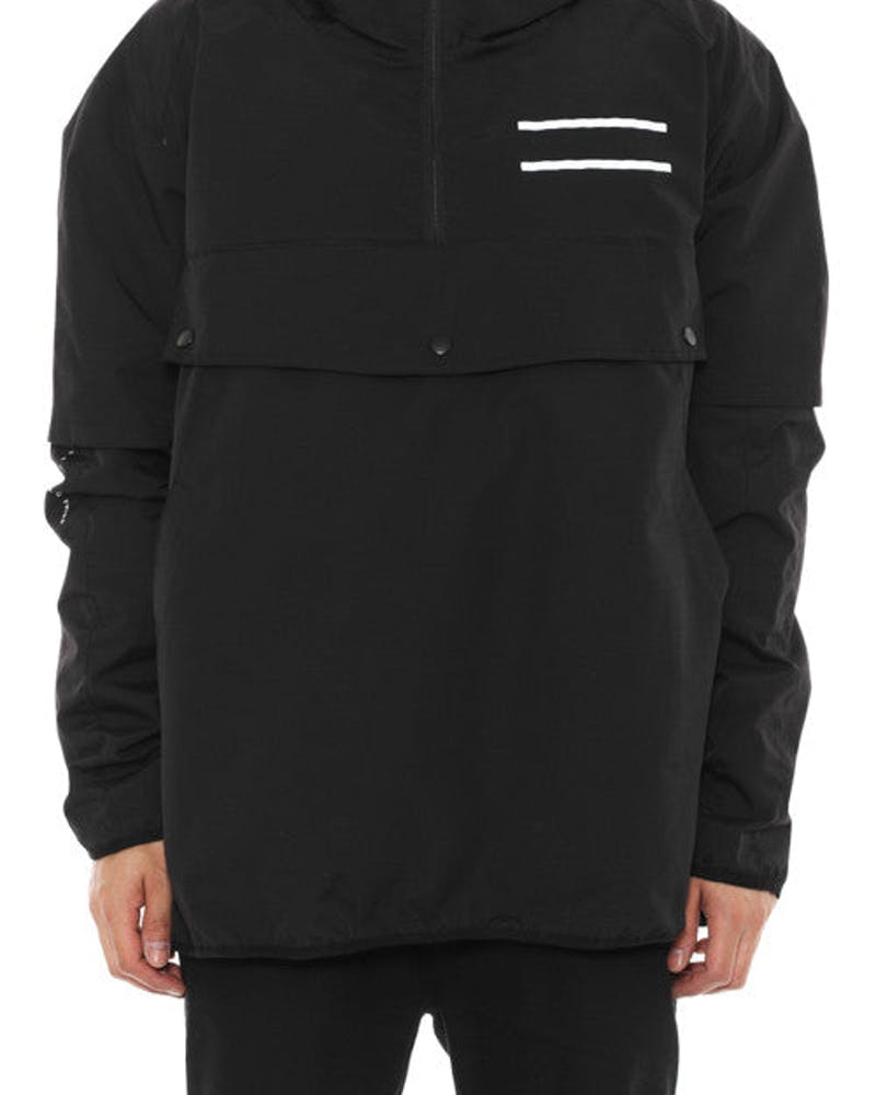 Torrent Jacket Black