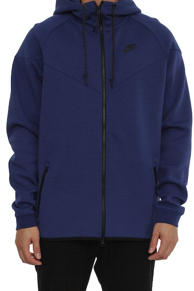 Tech Fleece Windrunner-1m Royal/black