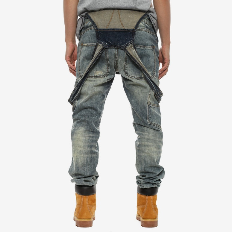 Skyline Overall Denim Light Blue