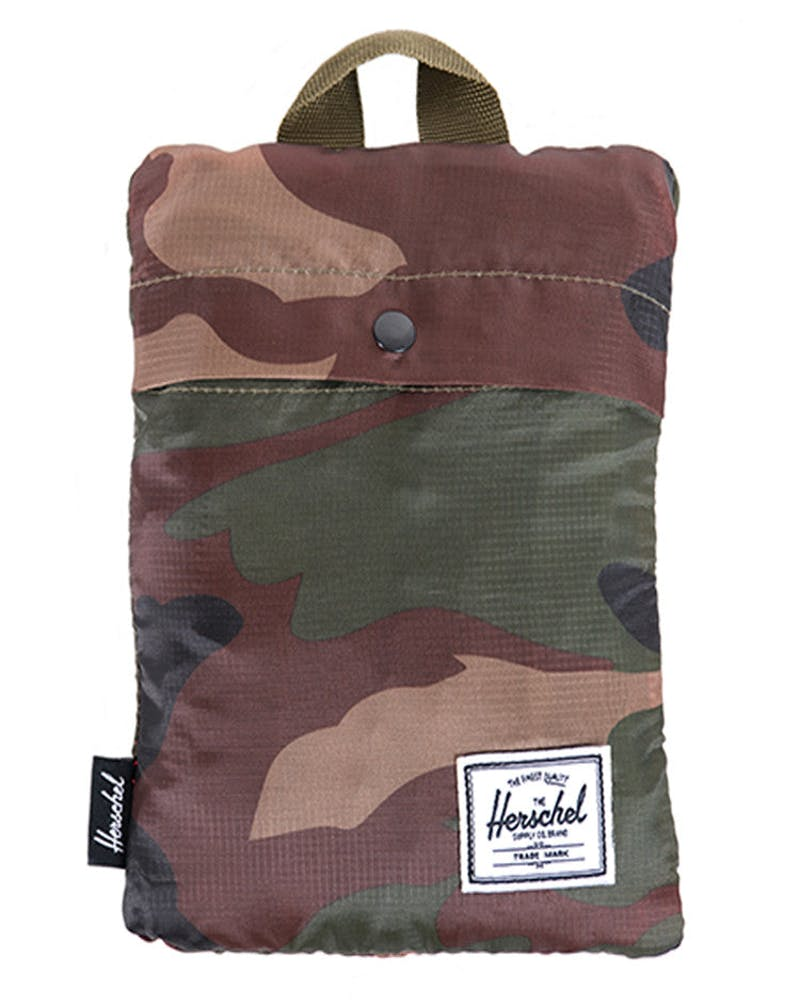 Packable Daypack Camo/khaki
