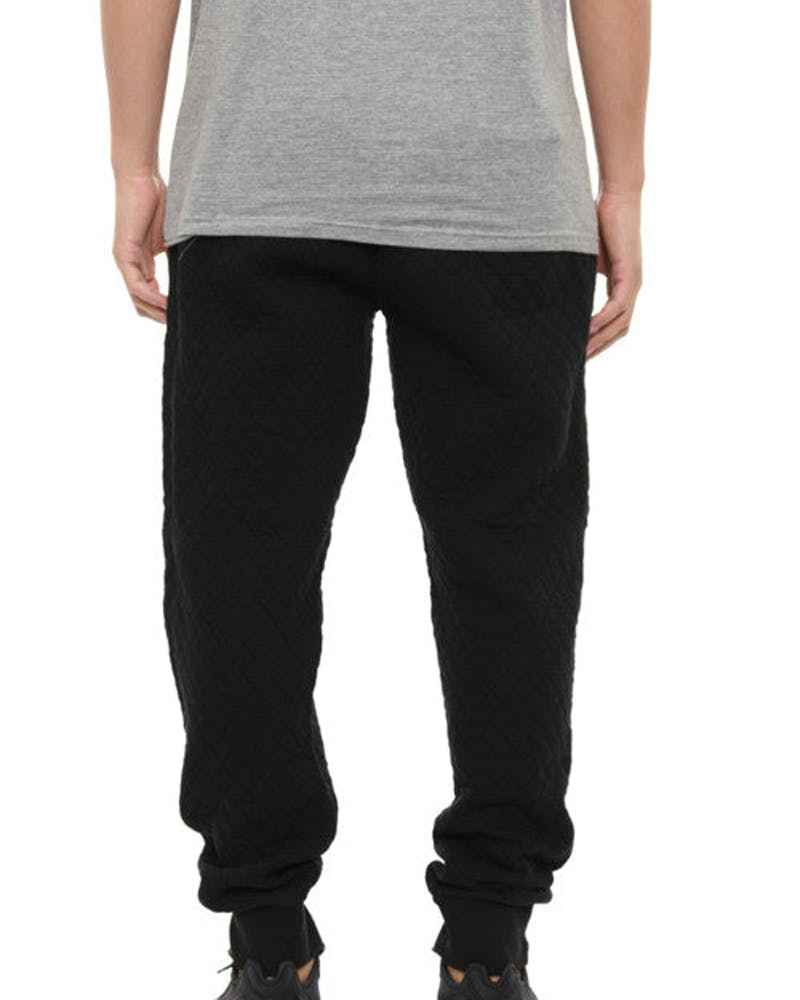 Lieutenant Sweat Pant Black