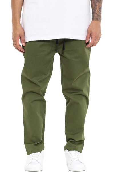 Lower Cam Pant Army Green