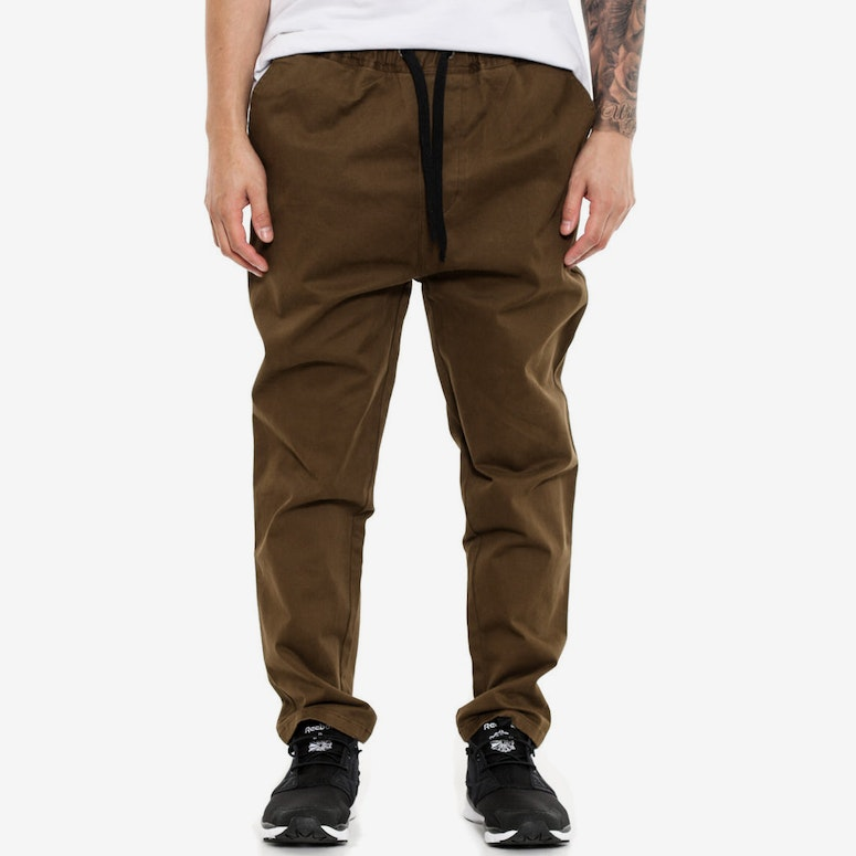 Lower Cam Pant Brown