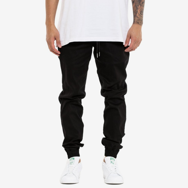 Fairplay Runner Jogger Black