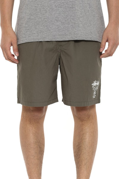 Basic Beach Short Military