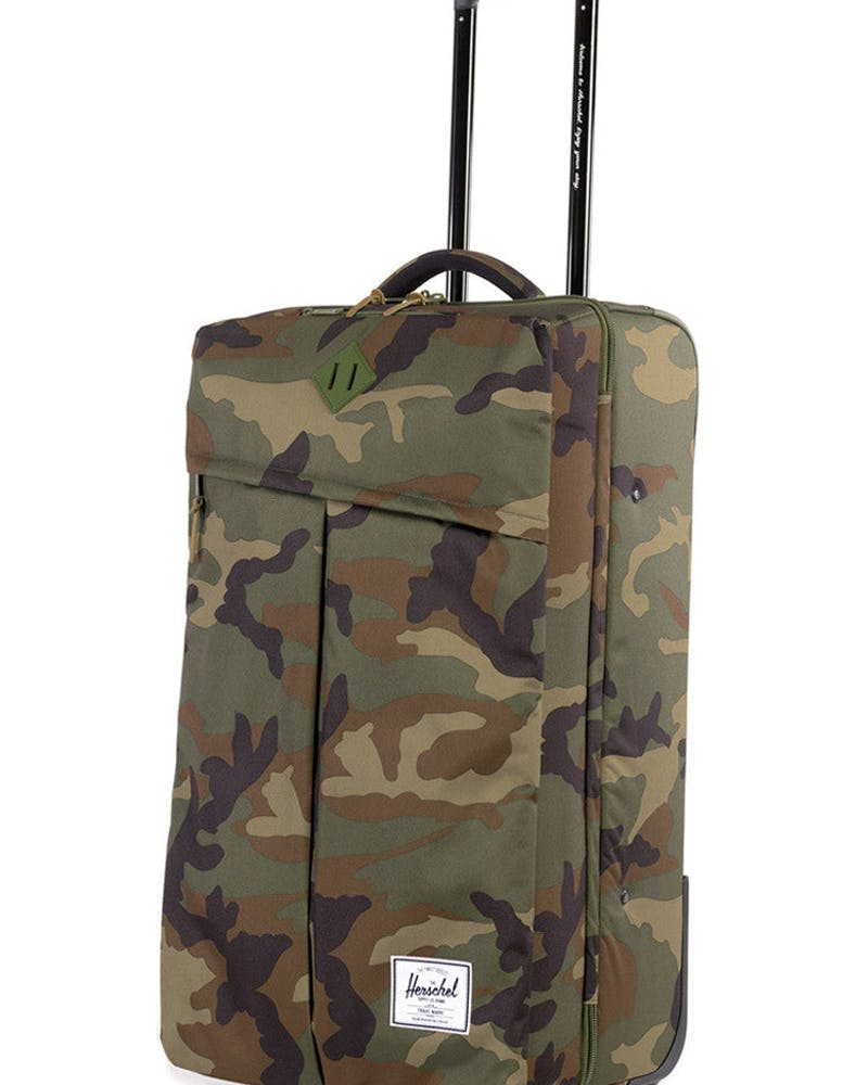Parcel Travel Case Camo/green