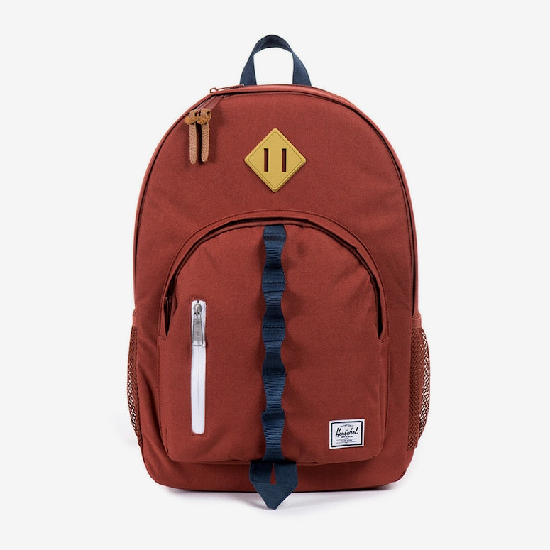 Parkgate Backpack Rust/navy
