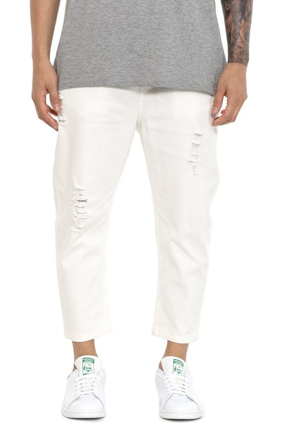 Daxter Pants White