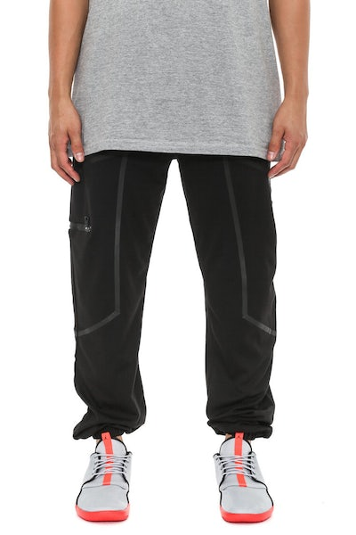 4 Seasons Sweatpants Black