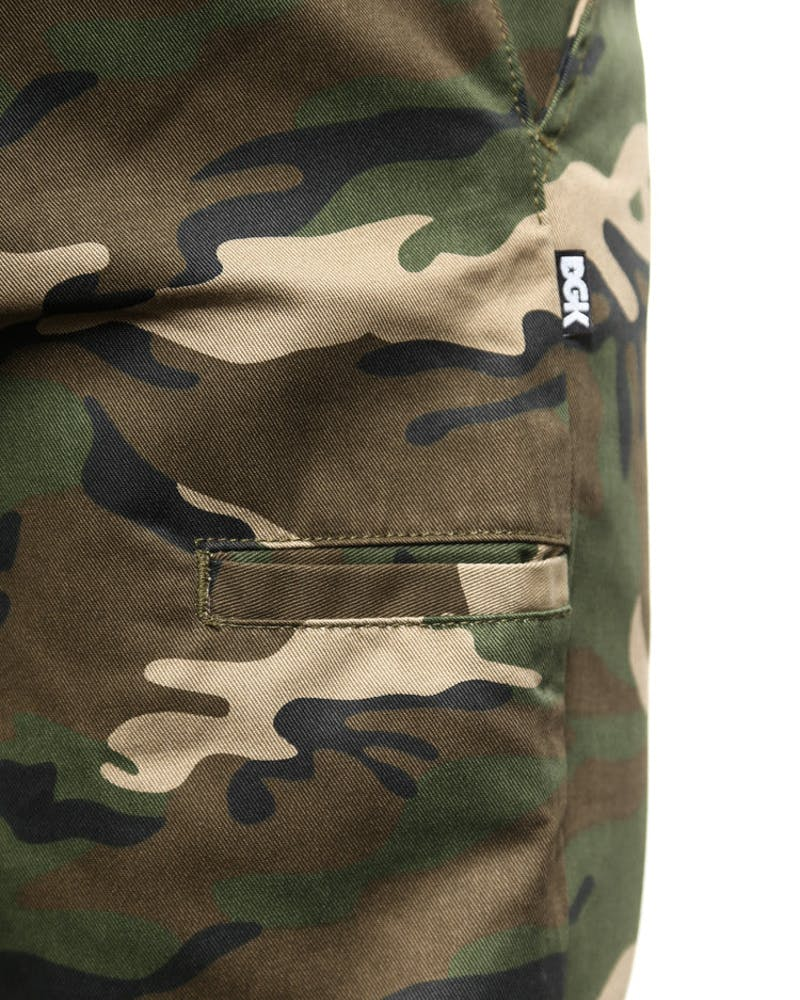 Working Man Chino Camo