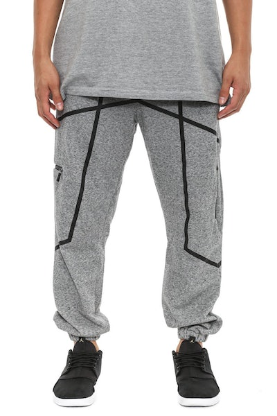 4 Seasons Sweatpants Heather Grey