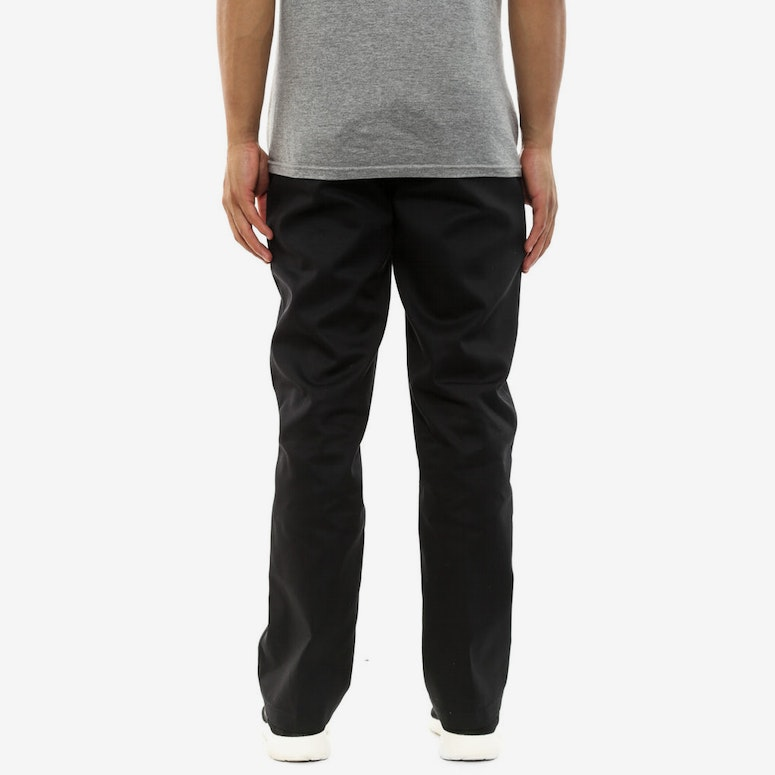 Slim Straight Wp873 Pants Black