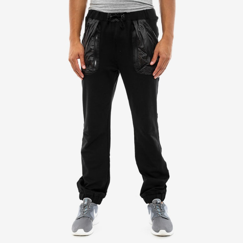 Varick Sweat Pant Black