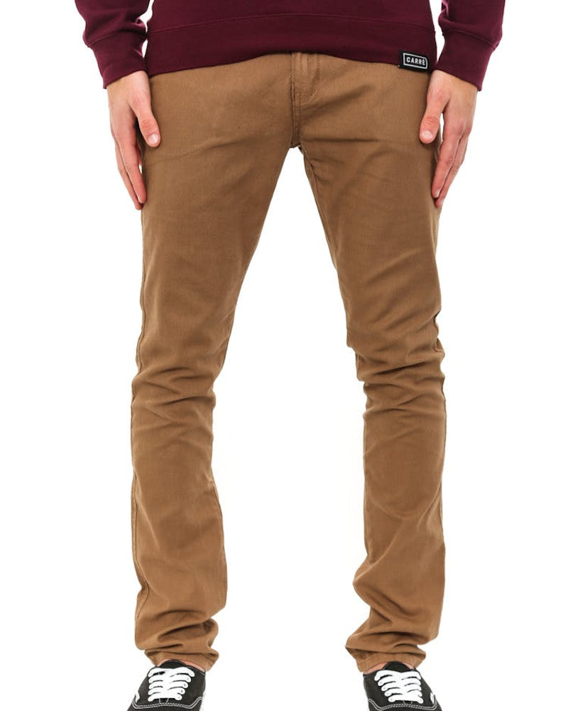 Brooklyn Chino Pant Brown