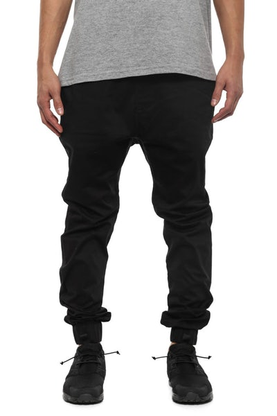 Dropshot Jogger Black