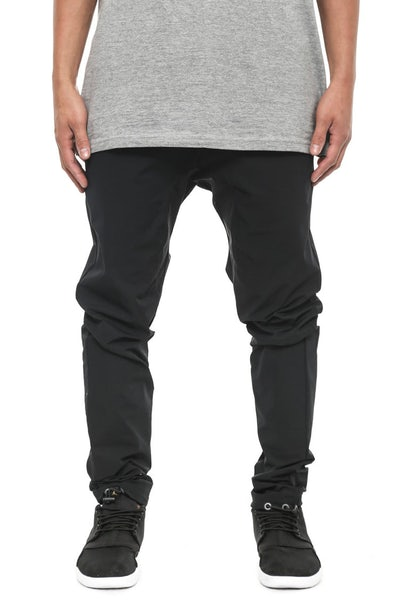 Salerno Tech Pants Black