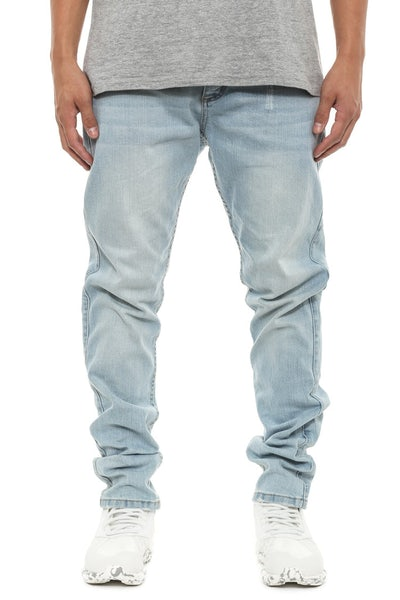 Buzz Cut Jean Blue