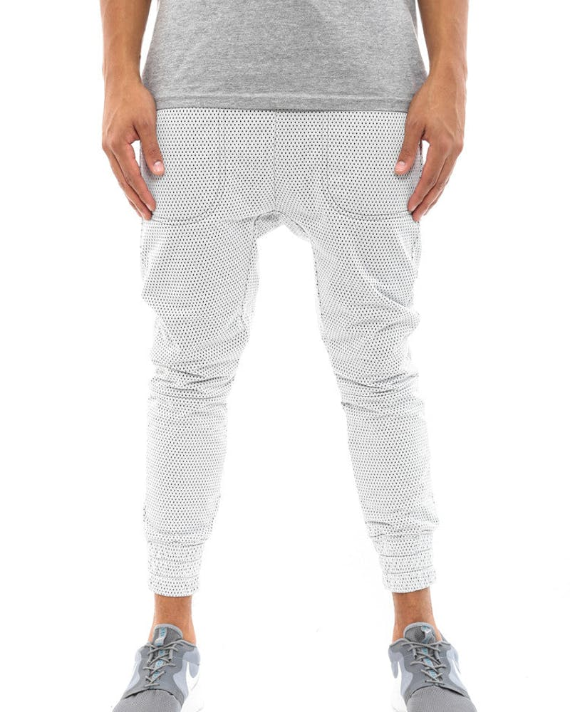 Ronin Trackie White