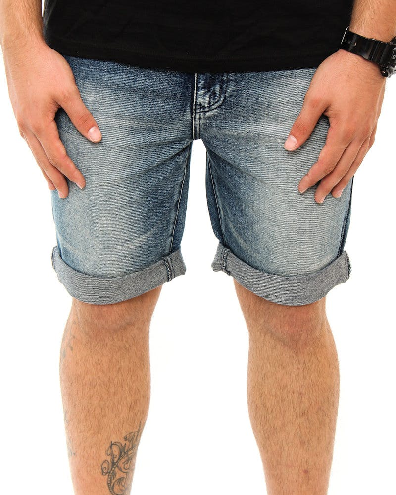 Leaner Shorts Denim