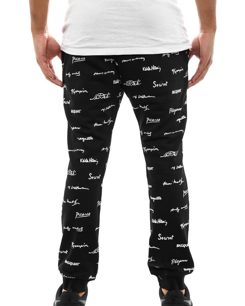 Signature Sweatpants Black