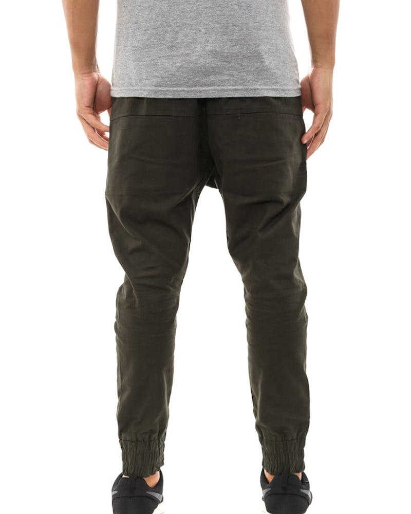 Para Pant 3 Forest Green