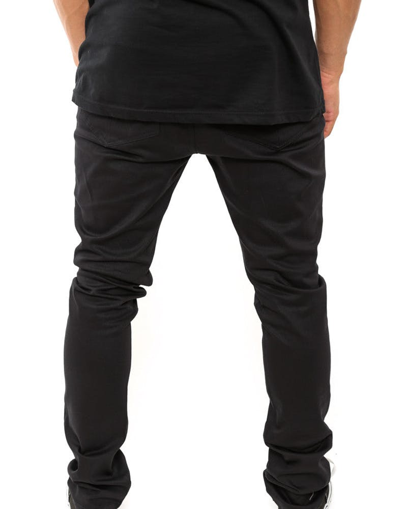 Dropper Jeans Black