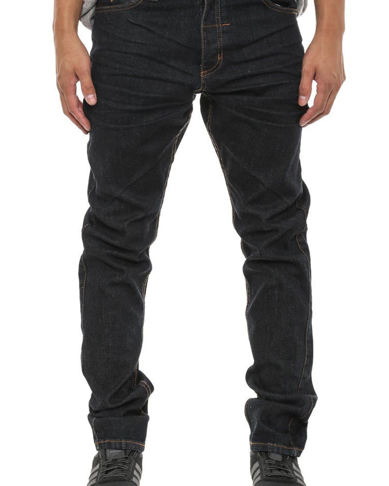 Buzz Cut Jean Indigo