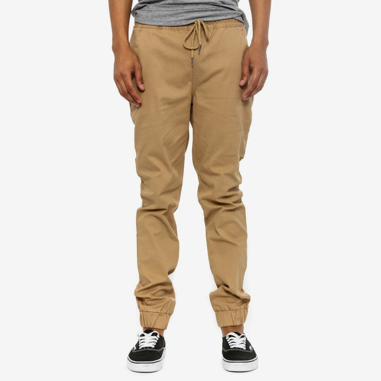 Sneaker Pant Taupe