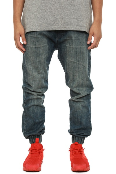 Essential Denim Jogger Indigo