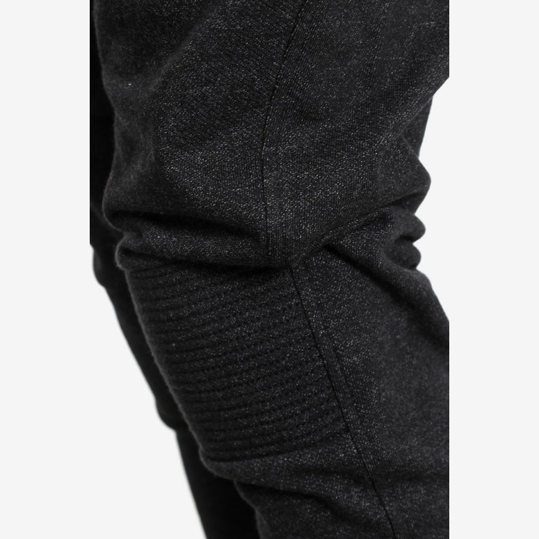 Warrior Track Pant Black