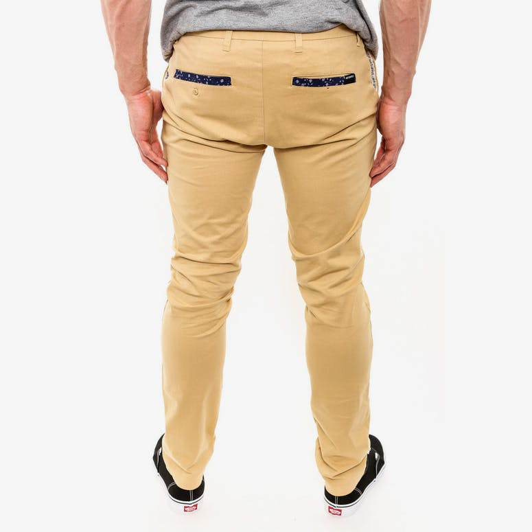 Parkes Pant Light Khaki