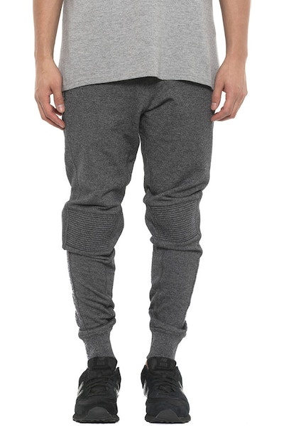 Warrior Track Pant Charcoal
