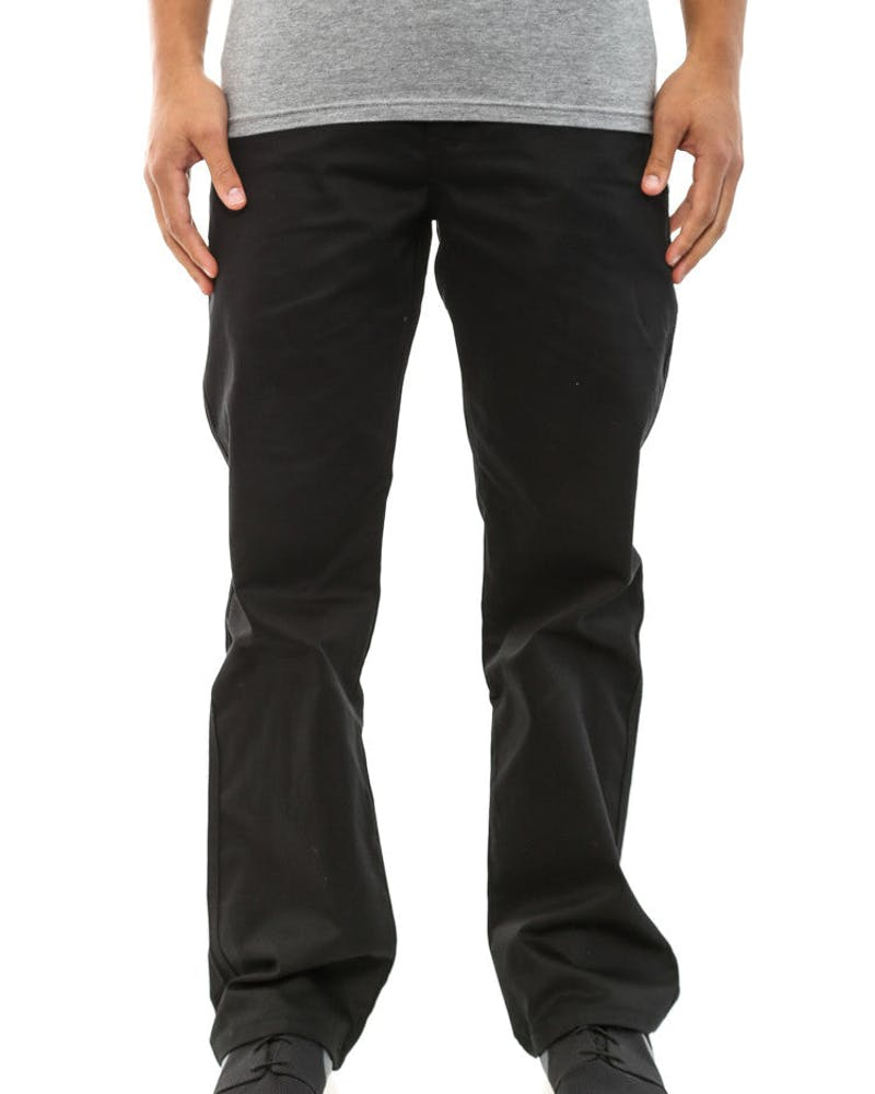 Brooklyn Chino Pant Black/black