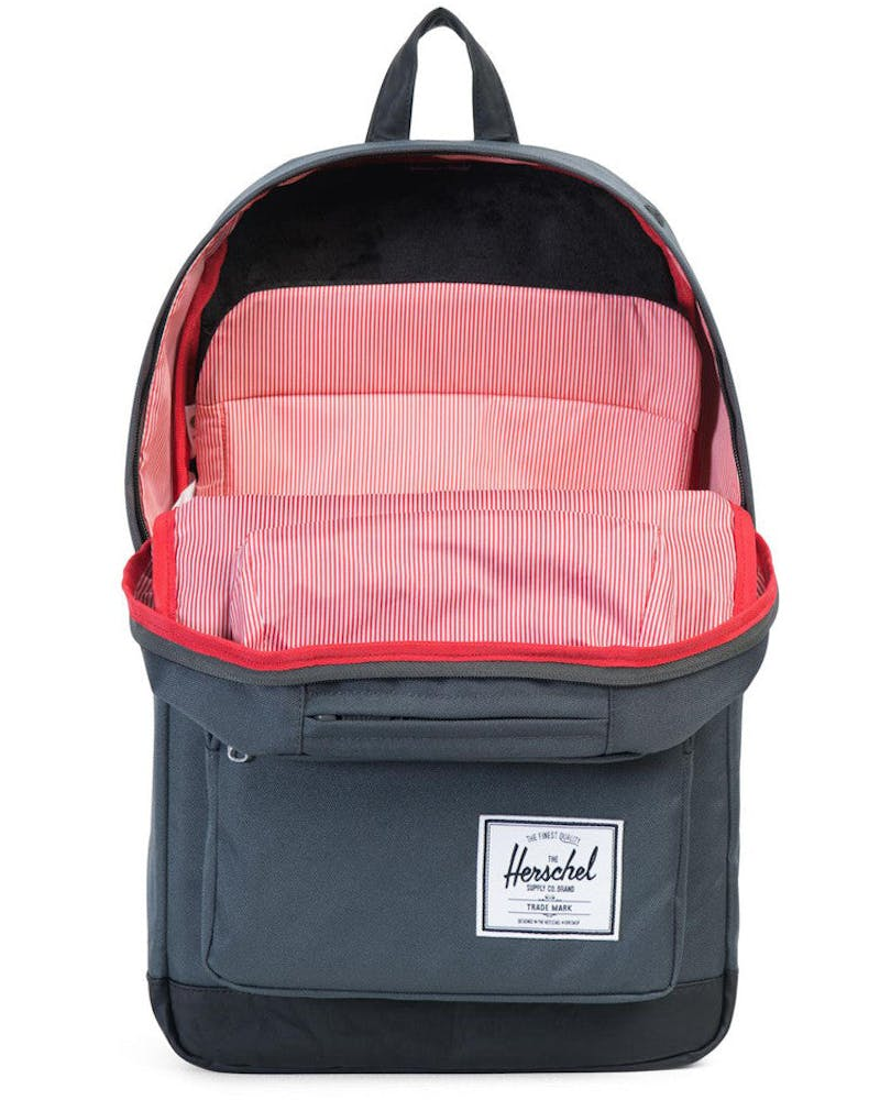 Pop Quiz Backpack Dark Grey/black