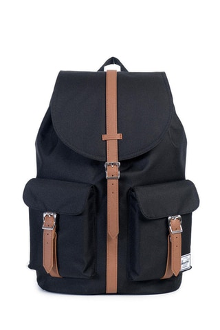 Dawson Backpack Black/tan