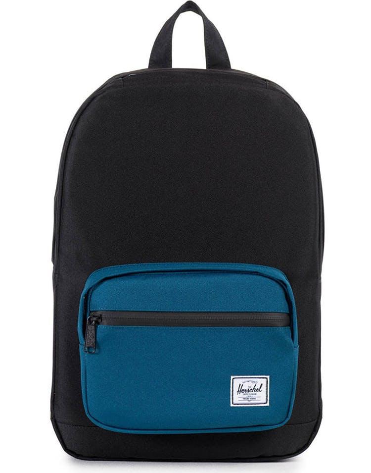 00d5e989eb8 Herschel Bag CO Pop Quiz Mid-volume Black blue – Culture Kings