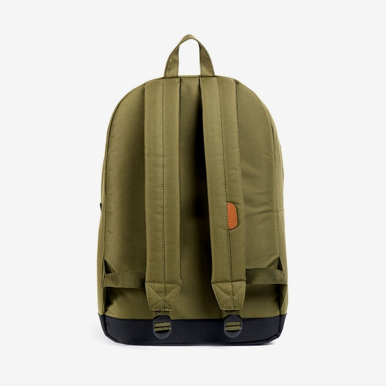 Pop Quiz Backpack Army Green/blac