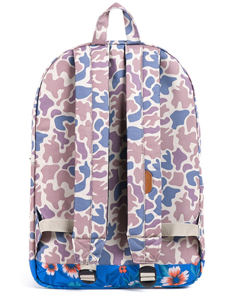 Pop Quiz 3 Camo/blue Flora