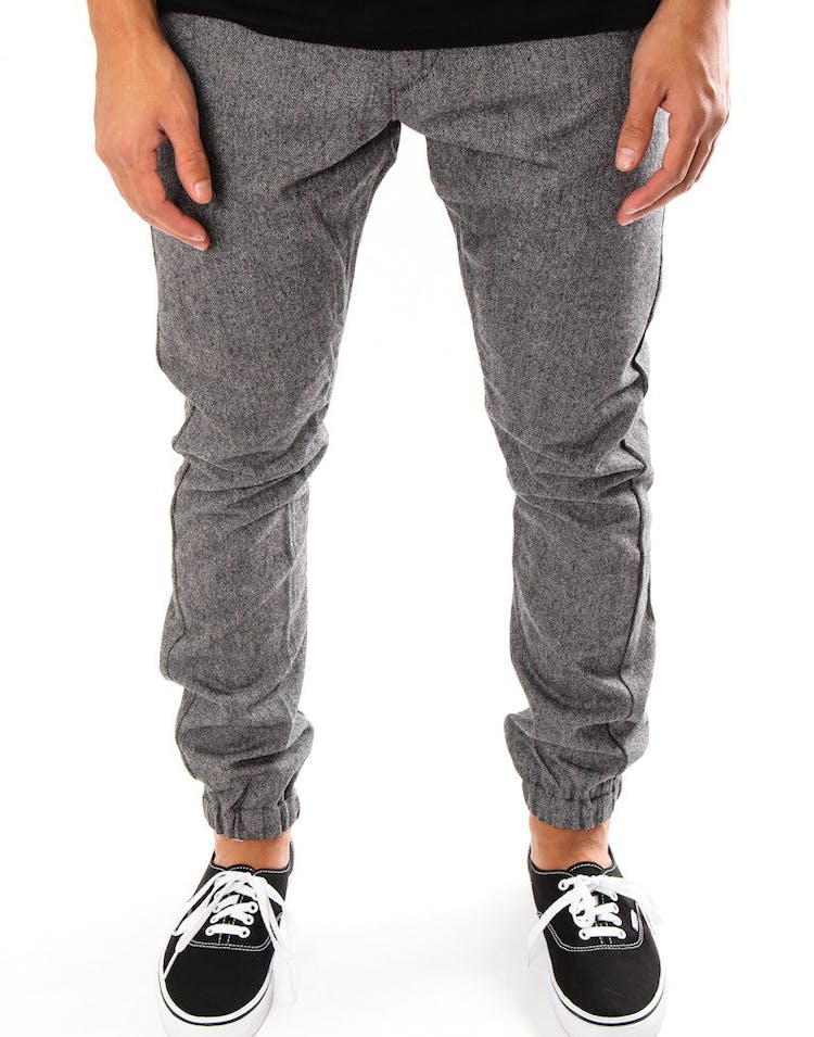 Jogger Pant Grey Heather