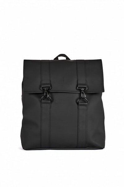 Rains Messenger Bag Black