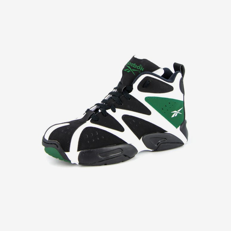 9167579642a077 Reebok Kamikaze 1 Mid White black gre – Culture Kings
